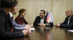 Βερολίνο: Αμηχανία μεταξύ Τσίπρα - Die Linke λόγω προσέγγισης με το SPD
