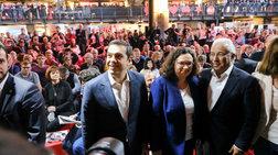"""Τσίπρας: Οι Σοσιαλδημοκράτες και η Αριστερά πρέπει να συναντηθούν"""""""