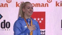 Τα συγχαρητήρια του πολιτικού κόσμου στη Χατζηλιάδου για το χρυσό