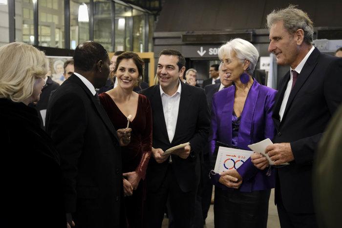 Η Μπέτυ Μπαζιάνα στο Παρίσι με δύο εμφανίσεις που ξεχώρισαν - εικόνα 2