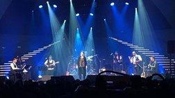 Συγκινητική συναυλία για το Μάτι στις Βρυξέλλες με την Αλκηστις Πρωτοψάλτη