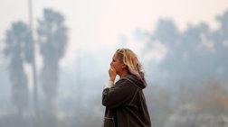 Πυρκαγιές στην Καλιφόρνια: Τουλάχιστον 25 νεκροί, απειλείται το Μαλιμπού