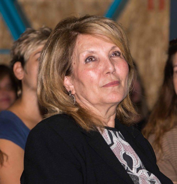 Η πρόεδρος του ΚΥΑΔΑ Ελένη Κατσούλη