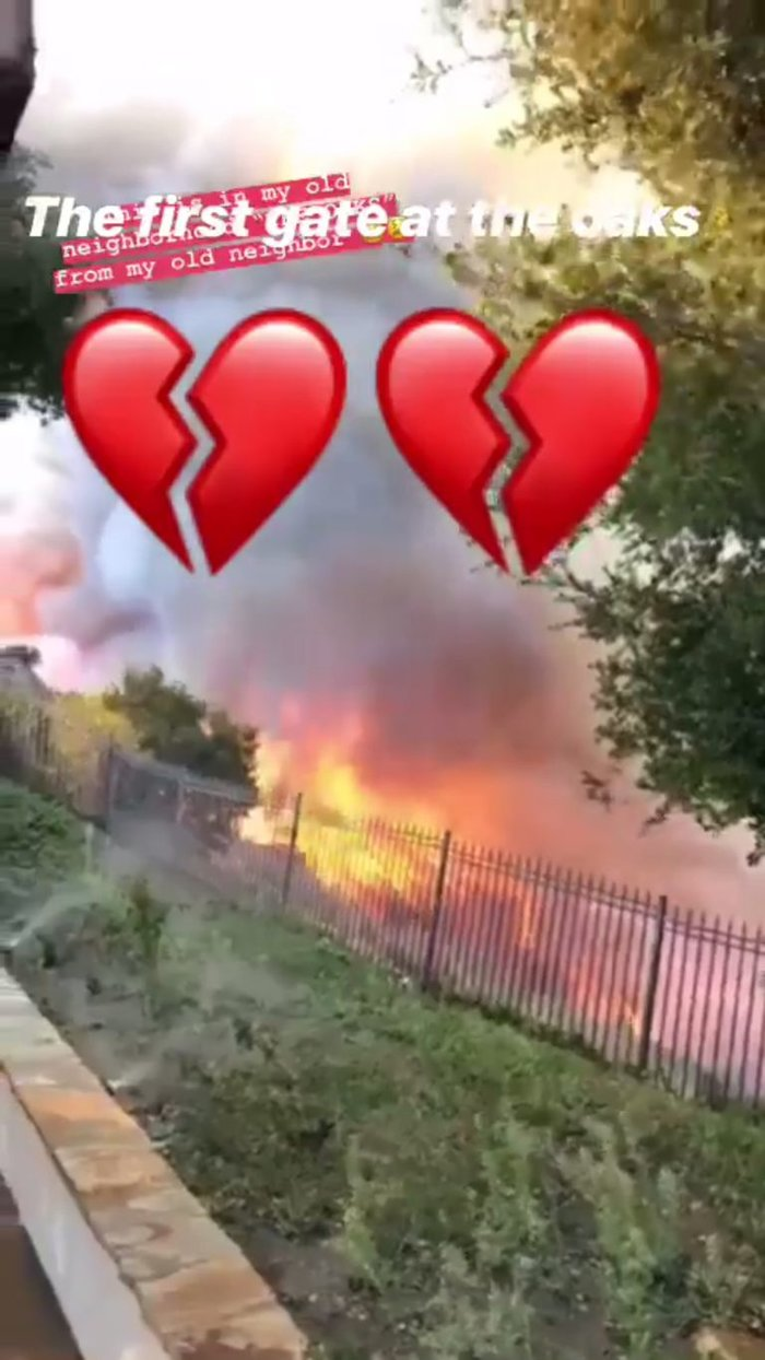 Πυρκαγιές Καλιφόρνια: «Διάσημα» σπίτια στις φλόγες - εικόνα 2