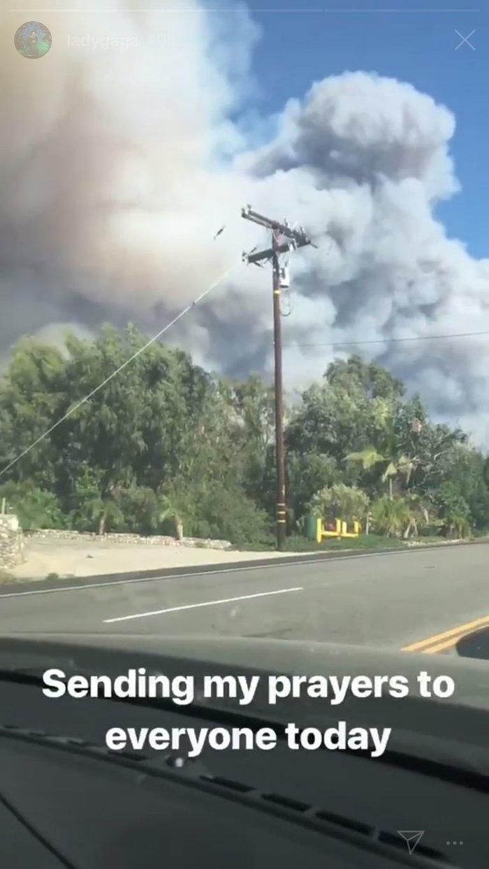 Πυρκαγιές Καλιφόρνια: «Διάσημα» σπίτια στις φλόγες - εικόνα 3