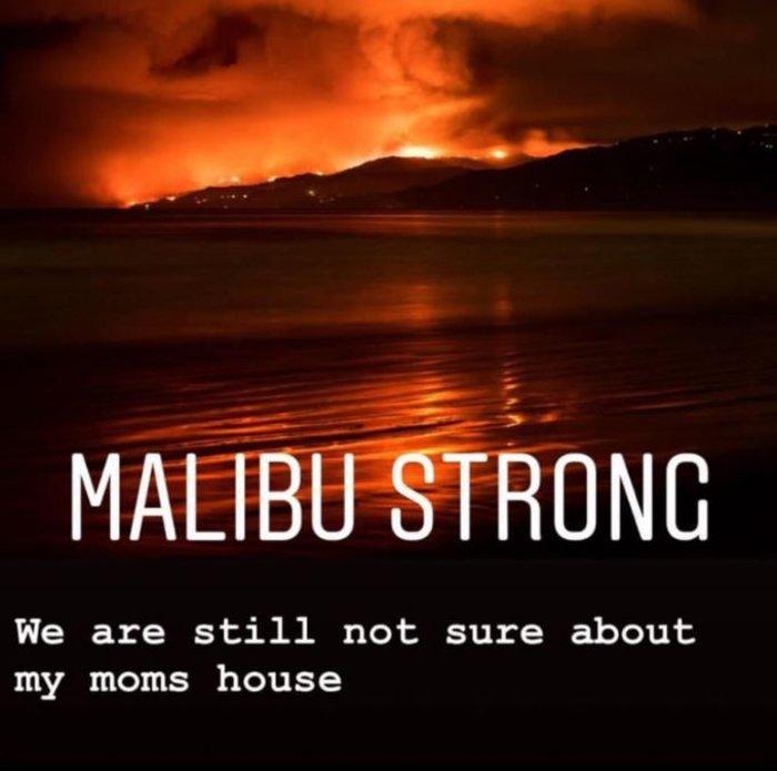 Πυρκαγιές Καλιφόρνια: «Διάσημα» σπίτια στις φλόγες - εικόνα 4