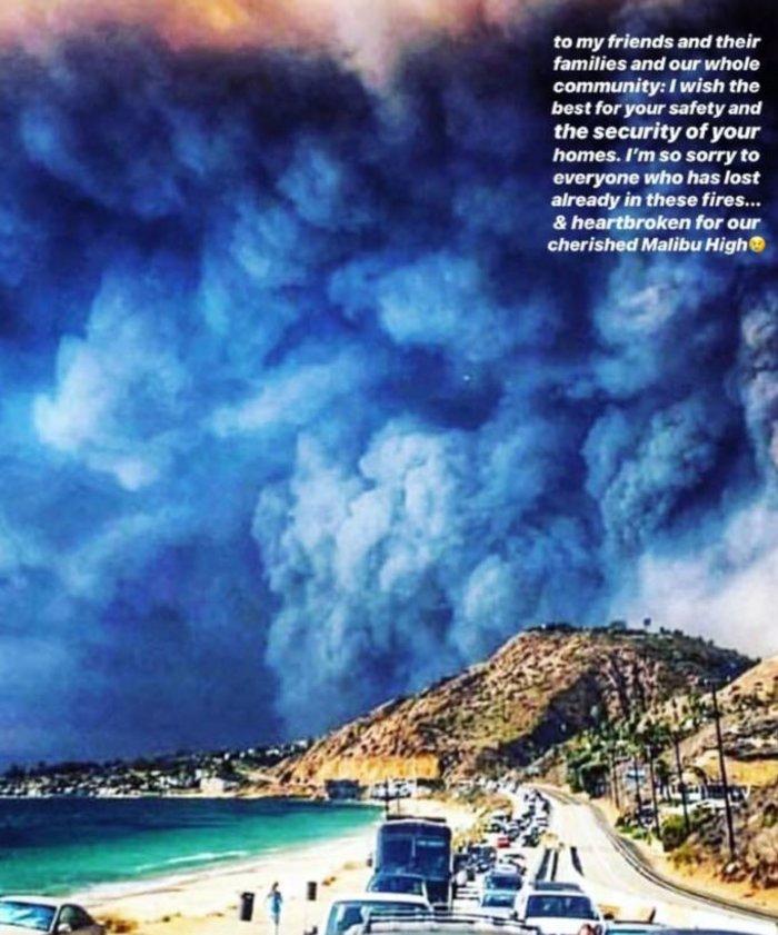 Πυρκαγιές Καλιφόρνια: «Διάσημα» σπίτια στις φλόγες - εικόνα 5