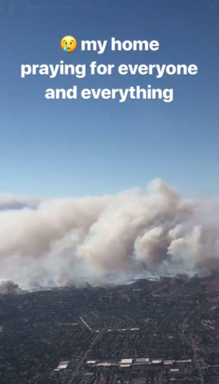 Πυρκαγιές Καλιφόρνια: «Διάσημα» σπίτια στις φλόγες - εικόνα 6