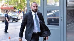 Τζανακόπουλος για επιθέσεις: Είχαν υπάρξει και στο παρελθόν
