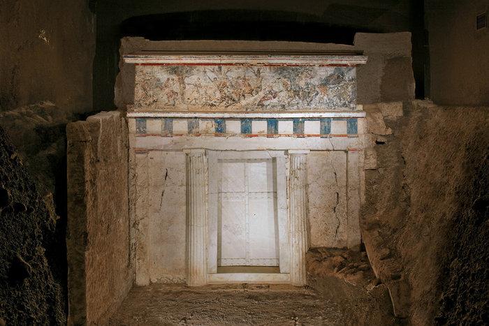 Επανεξετάζονται οι σκελετοί των βασιλικών τάφων της Βεργίνας - εικόνα 3