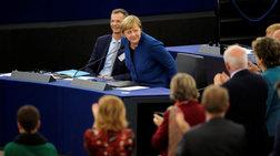Υπέρ «ενός αληθινού ευρωπαϊκού στρατού» η Μέρκελ