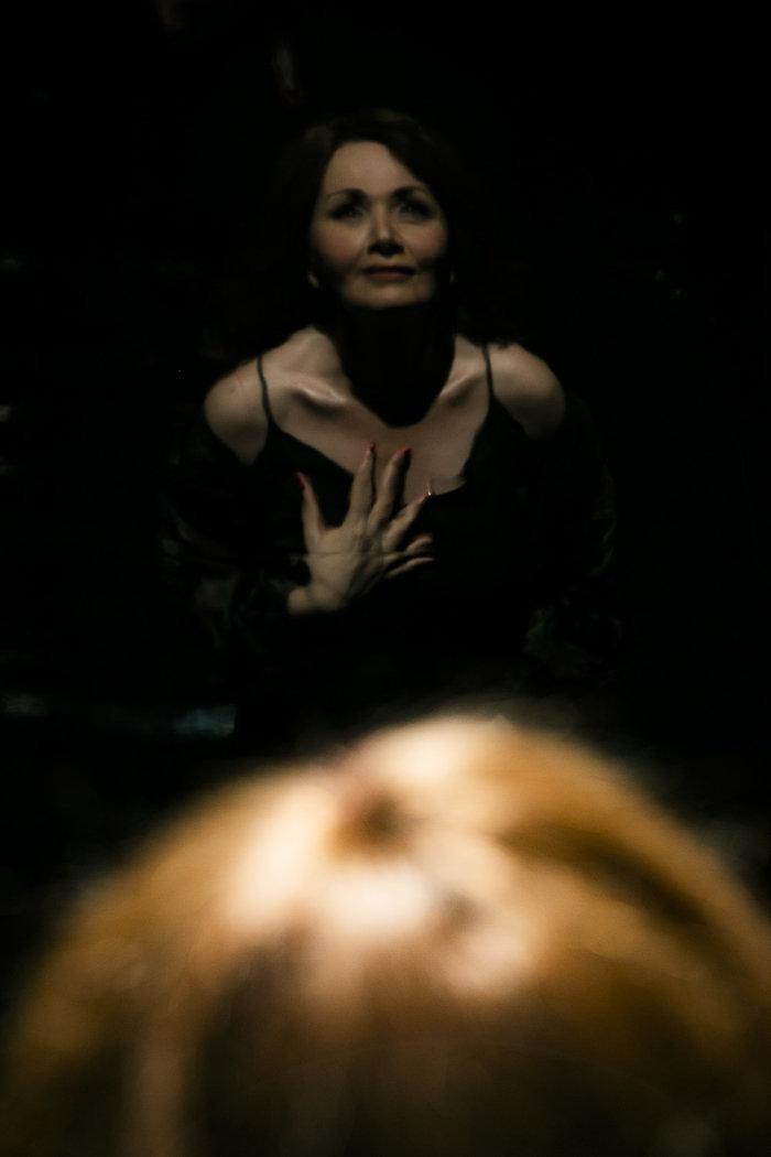 Η ανθρώπινη φωνή με την Έλενα Κελεσίδη στη Λυρική Σκηνή - εικόνα 3