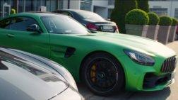 Η ΚΑΕ Παναθηναϊκός ΟΠΑΠ συνεχίζει να… πετάει με Mercedes