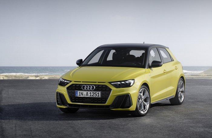 Νέο Audi A1
