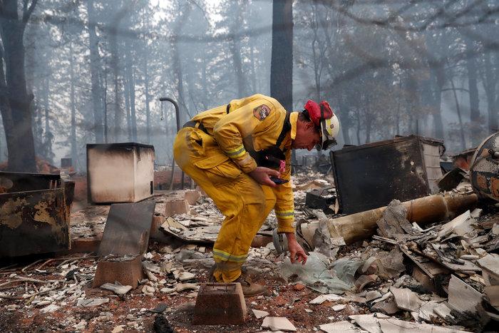56 νεκροί και 100 αγνοούμενοι από την κόλαση φωτιάς στην Καλιφόρνια