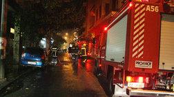Θεσσαλονίκη: Νεκρός 45χρονος ύστερα από φωτιά σε ημιυπόγειο διαμέρισμα