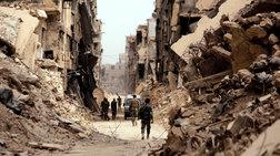 Συρία: 105 νεκροί σε 7 ημέρες αεροπορικών βομβαρδισμών