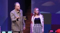 Πασχάλης Τσαρούχας: «Πάγωσε» το θέατρο με την αδιαθεσία της μητέρας του