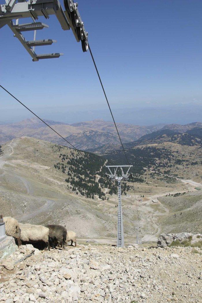 Καλάβρυτα:Το χιονοδρομικό που θα λειτουργεί και το... καλοκαίρι