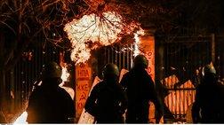 Επέτειος Πολυτεχνείου: Μολότοφ, χημικά και δεκαεννέα συλλήψεις
