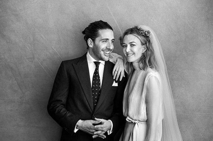 Η κόρη του Mr Zara παντρεύτηκε με Valentino - Καλεσμένη και η Αθηνά Ωνάση - εικόνα 3