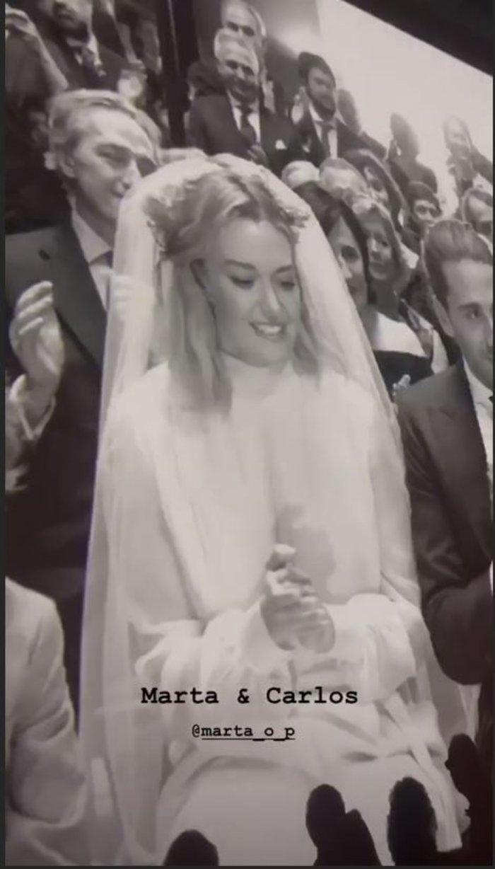 Η κόρη του Mr Zara παντρεύτηκε με Valentino - Καλεσμένη και η Αθηνά Ωνάση - εικόνα 4