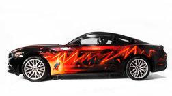 Η Ford Mustang ξαναζωντανεύει σε μορφή κόμικ αλλά με ρόδες