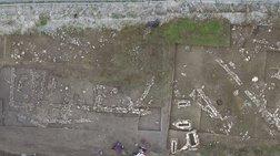 Ολοκλήρωση ανασκαφικών εργασιών στην περιοχή Ασβεσταριά Πετρωτού Τρικάλων