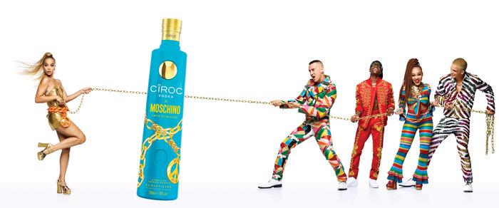 Θα προλάβεις την limited edition CÎROC x Μoschino luxury vodka; - εικόνα 3