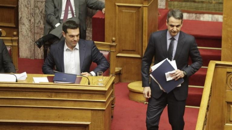 me-duo-atzentes-tsipras-mitsotakis-ston-dromo-pros-tis-kalpes