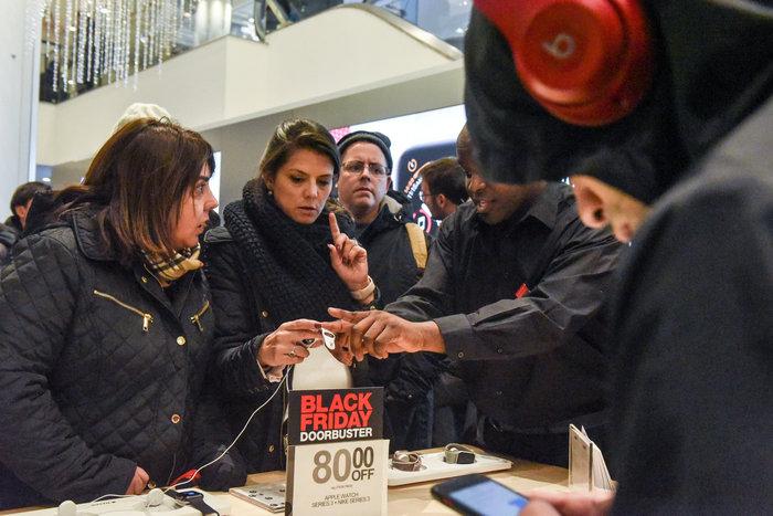 Νέα Υόρκη: Black Friday στην μητρόπολη του shopping - εικόνα 4