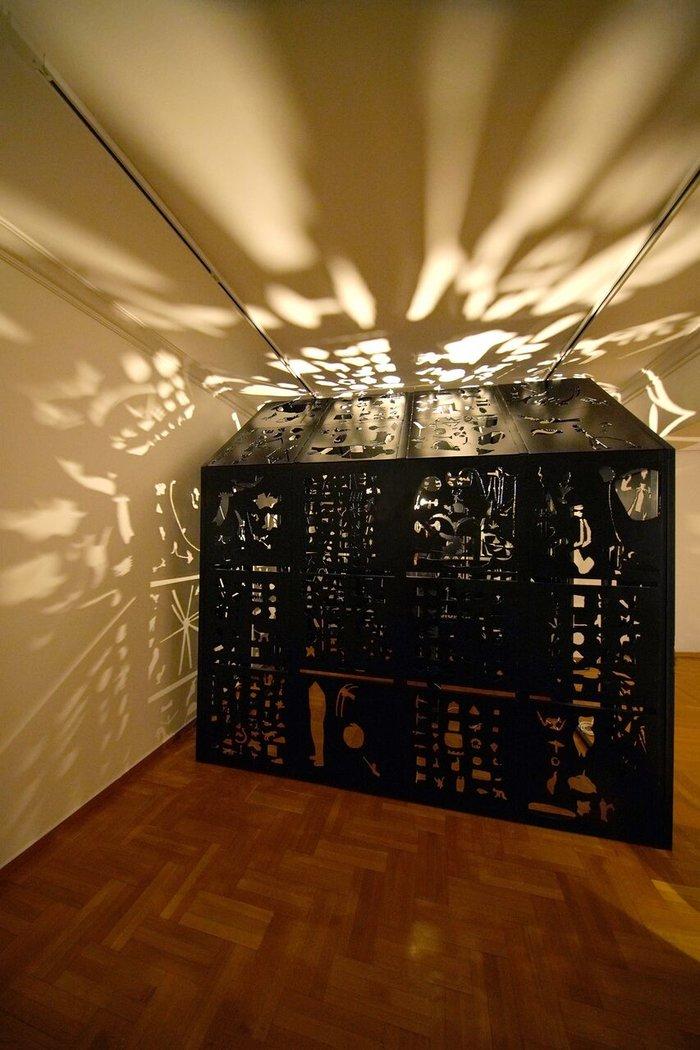 Ο υπέροχος κόσμος του Γιώργου Λάππα σε ένα αθηναϊκό διαμέρισμα - εικόνα 4
