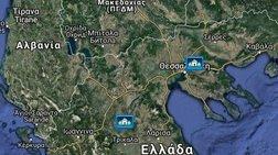 Νέο κρούσμα με χάρτη που εμφανίζει τα Σκόπια ως «Μακεδονία»