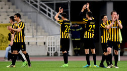 Τέλος από την ΑΕΚ Μπακασέτας, Σιμόες και Λαμπρόπουλος;