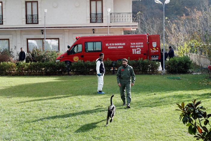 Υπόθεση Κασόγκι: Αστυνομικές έρευνες σε έπαυλη έξω από την Κωνσταντινούπολη