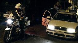 Η σύλληψη ληστή σούπερ μάρκετ στα Βριλήσσια  (βίντεο)