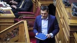 Ο Τσίπρας, οι 100 μέρες και οι υψηλοί τόνοι στη Βουλή