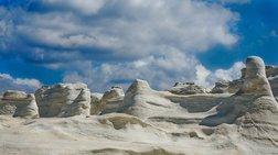 Στις 50 καλύτερες παραλίες της Ευρώπης το Σαρακίνικο της Μήλου