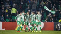 Europa League: Ρεάλ Μπέτις - Ολυμπιακός 1-0 (φωτό)