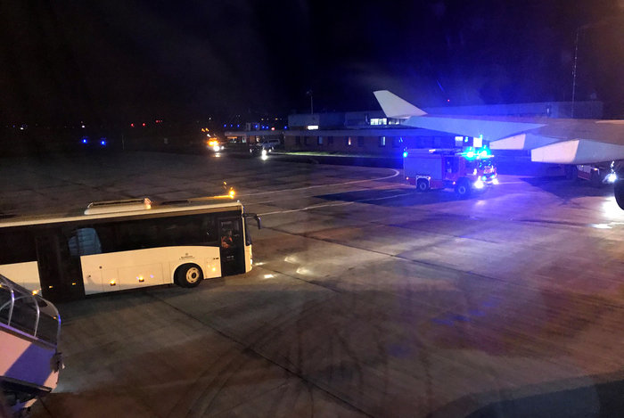 «Καμία ένδειξη σαμποτάζ» στο αεροσκάφος της Άνγκελα Μέρκελ