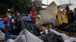Τιχουάνα: Αυξάνεται η ένταση στα σύνορα Μεξικού - ΗΠΑ (φωτό & βίντεο)