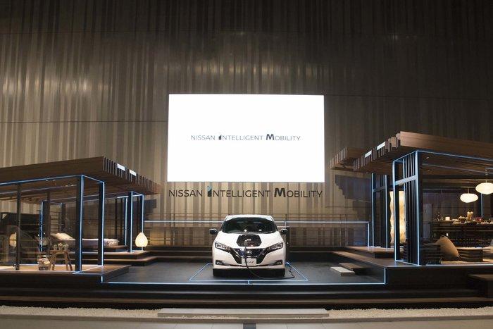 Η Nissan μας παρουσιάζει τo σπίτι του όχι και τόσο μακρινού μέλλοντος