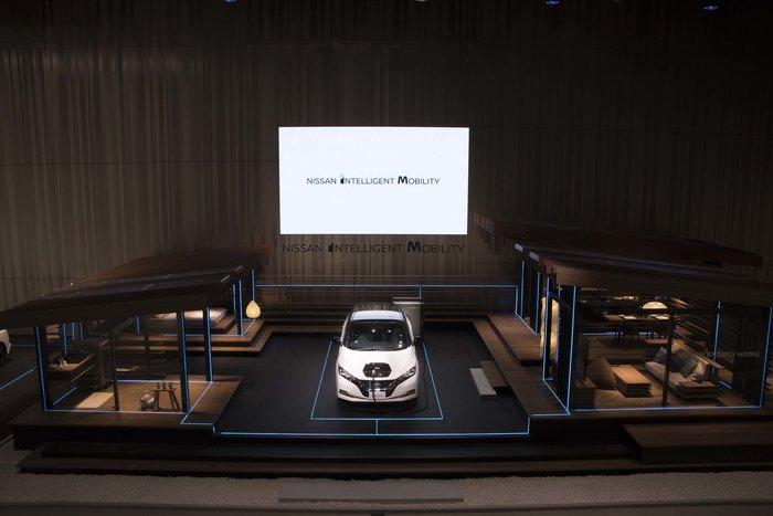 Η Nissan μας παρουσιάζει τo σπίτι του όχι και τόσο μακρινού μέλλοντος - εικόνα 2