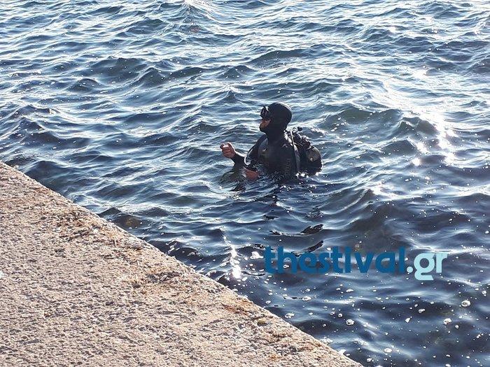 Θεσσαλονίκη: Το βλήμα στο Θερμαϊκό Κόλπο ήταν...μπουκάλι