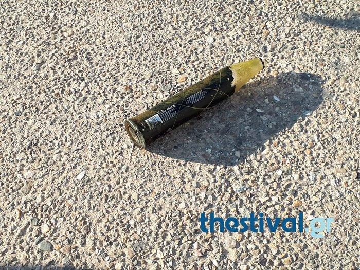 Θεσσαλονίκη: Το βλήμα στο Θερμαϊκό Κόλπο ήταν...μπουκάλι - εικόνα 2