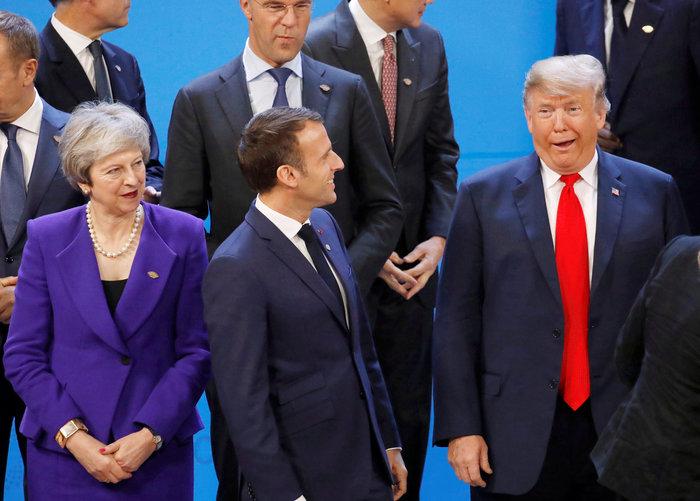 Δεύτερη ημέρα G20 με το βλέμμα στη συνάντηση ΗΠΑ και Κίνας