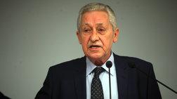 Κουβέλης: Υπόθεση της Δικαιοσύνης το άνοιγμα λογαριασμών Σημίτη