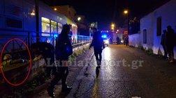 Παραλίγο τραγωδία στη Λαμία: Άνδρας βρέθηκε στις γραμμές του τρένου