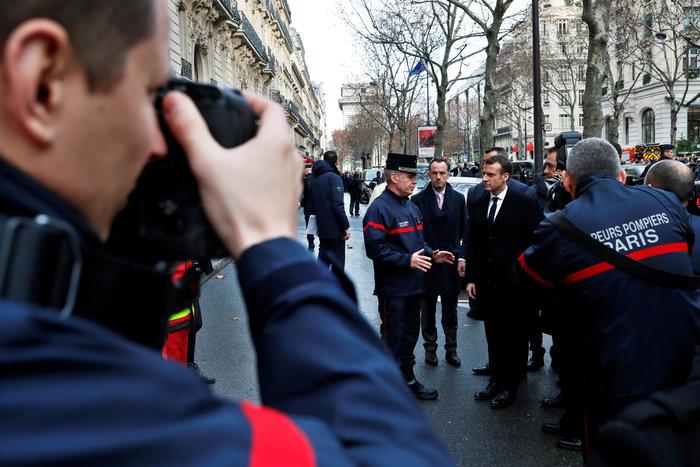 Γαλλία: Δε συζητήθηκε η επιβολή κατάστασης έκτακτης ανάγκης (φωτό)