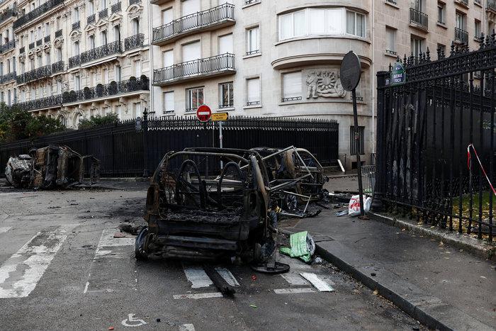 Γαλλία: Δε συζητήθηκε η επιβολή κατάστασης έκτακτης ανάγκης (φωτό) - εικόνα 3